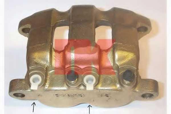 Тормозной суппорт NK 2133101 - изображение