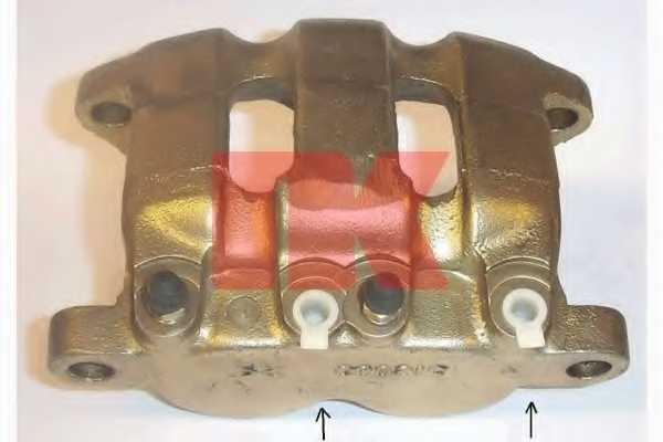 Тормозной суппорт NK 2133102 - изображение