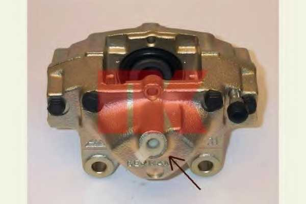 Тормозной суппорт NK 2133121 - изображение