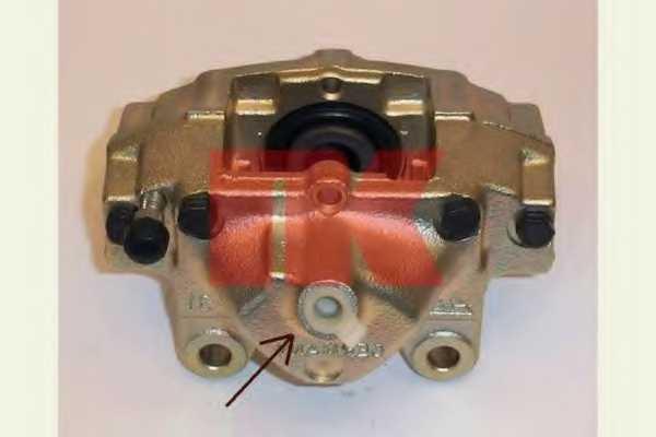 Тормозной суппорт NK 2133122 - изображение