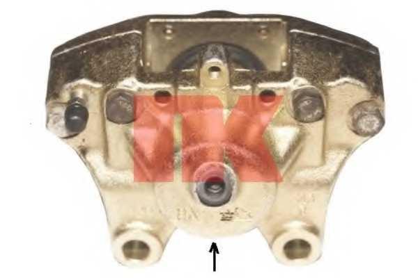 Тормозной суппорт NK 2133128 - изображение