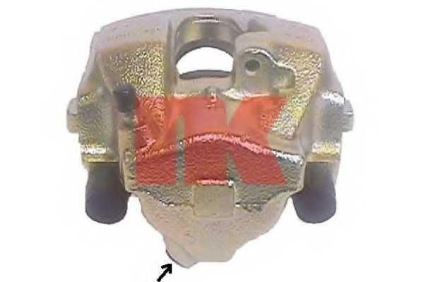 Тормозной суппорт NK 2133165 - изображение