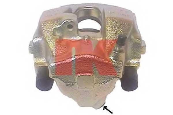 Тормозной суппорт NK 2133166 - изображение