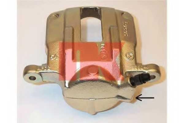 Тормозной суппорт NK 2133171 - изображение