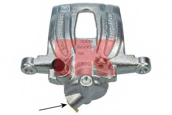 Тормозной суппорт NK 2133190 - изображение