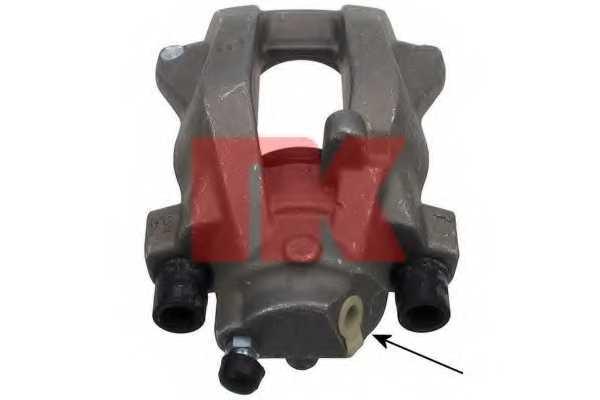 Тормозной суппорт NK 2133199 - изображение