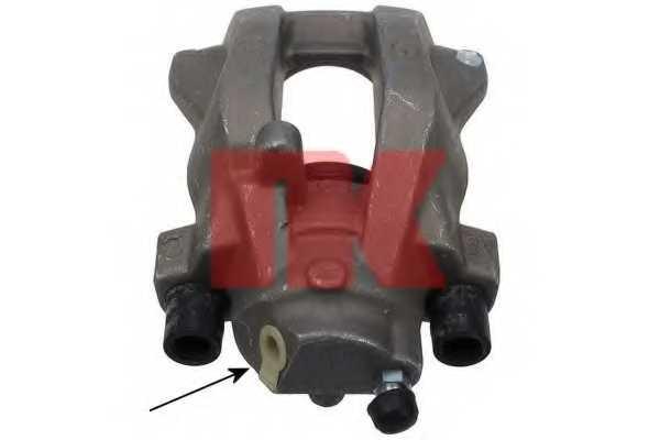 Тормозной суппорт NK 2133200 - изображение