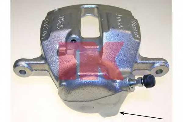 Тормозной суппорт NK 2133203 - изображение
