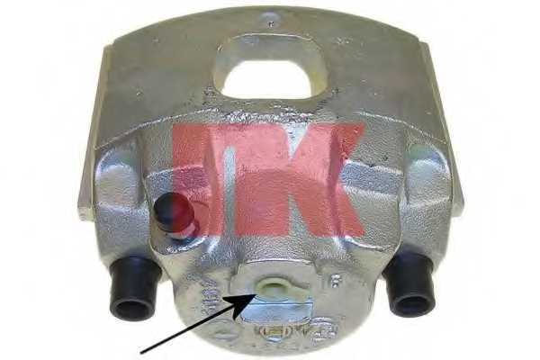 Тормозной суппорт NK 2133215 - изображение