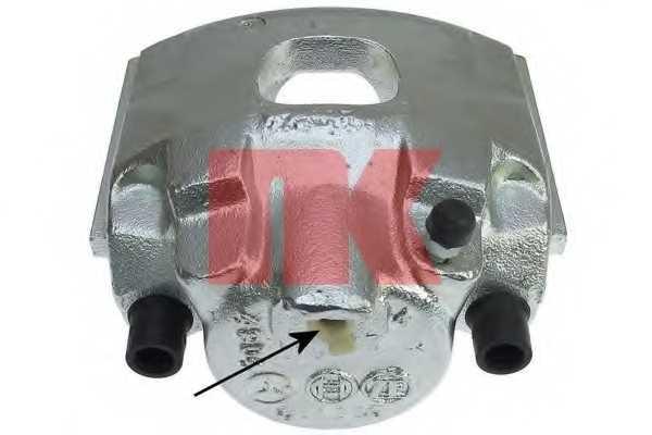 Тормозной суппорт NK 2133216 - изображение