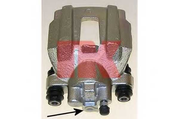 Тормозной суппорт NK 2133222 - изображение