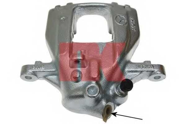 Тормозной суппорт NK 2133236 - изображение