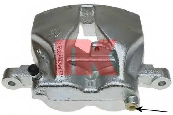 Тормозной суппорт NK 2133237 - изображение