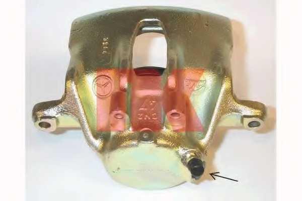 Тормозной суппорт NK 213331 - изображение