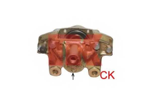 Тормозной суппорт NK 213334 - изображение