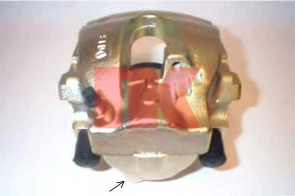 Тормозной суппорт NK 213335 - изображение