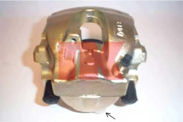 Тормозной суппорт NK 213336 - изображение