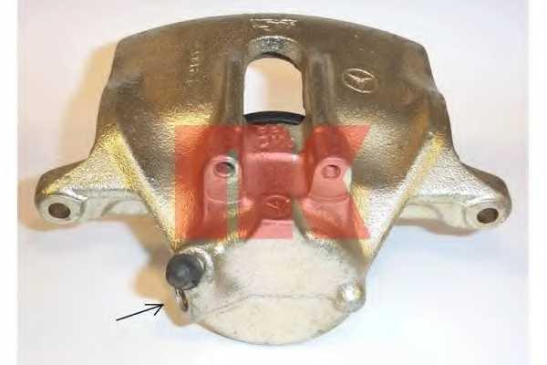 Тормозной суппорт NK 213340 - изображение