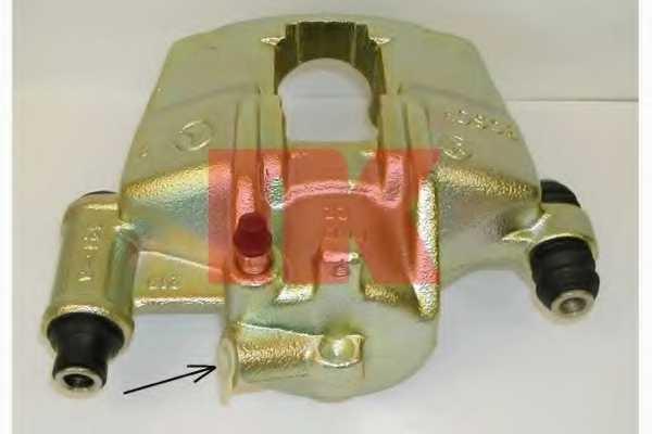Тормозной суппорт NK 213347 - изображение