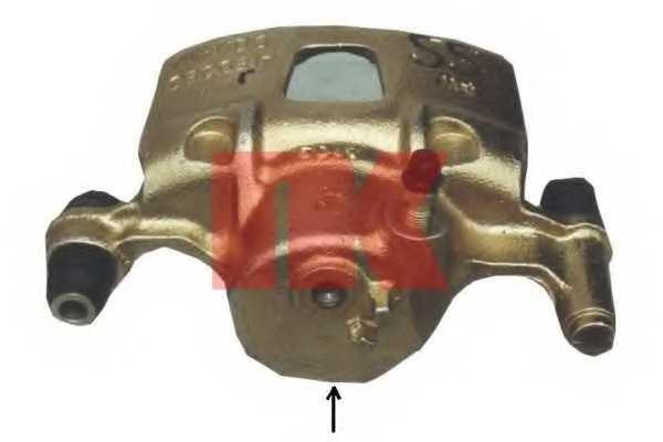 Тормозной суппорт NK 213402 - изображение