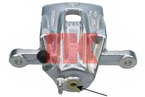 Тормозной суппорт NK 213457 - изображение