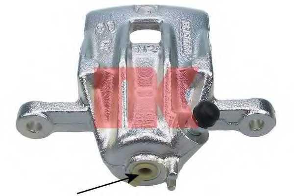 Тормозной суппорт NK 213458 - изображение