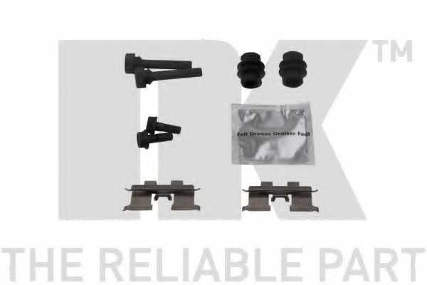 Тормозной суппорт NK 213472 - изображение 1