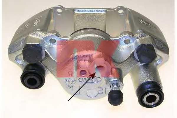 Тормозной суппорт NK 213514 - изображение