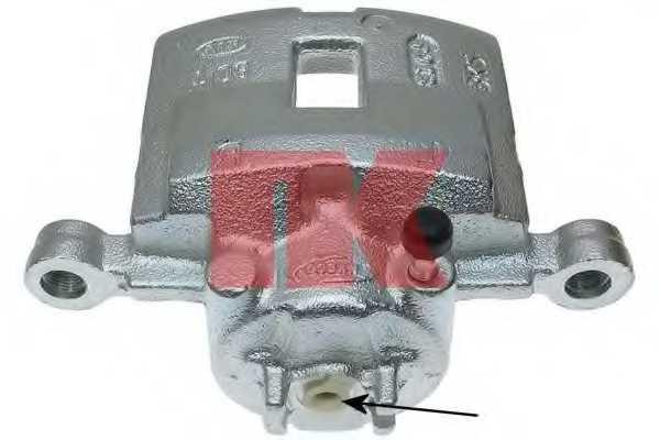 Тормозной суппорт NK 213516 - изображение
