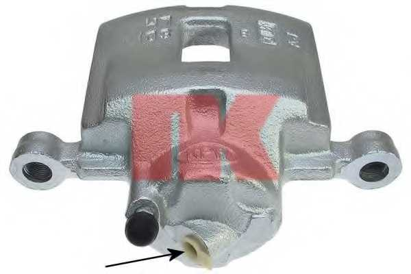 Тормозной суппорт NK 213521 - изображение