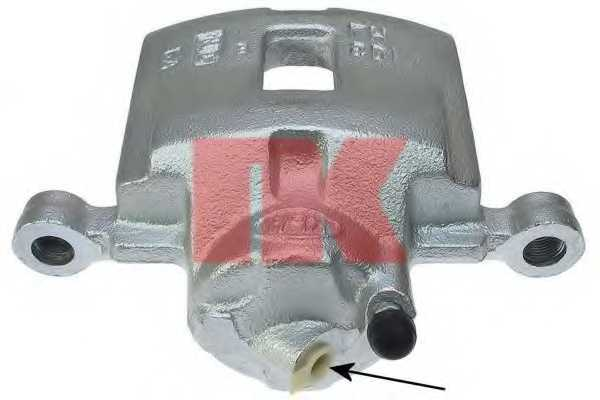 Тормозной суппорт NK 213522 - изображение