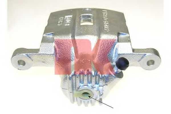 Тормозной суппорт NK 213524 - изображение