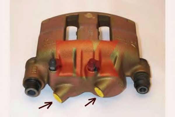 Тормозной суппорт NK 2136103 - изображение
