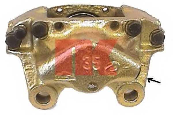 Тормозной суппорт NK 2136120 - изображение