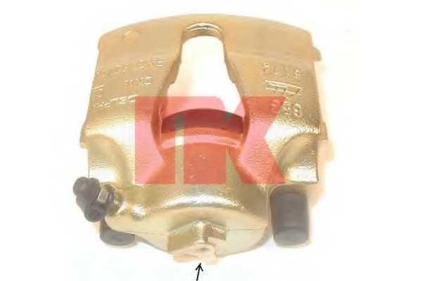 Тормозной суппорт NK 2136125 - изображение