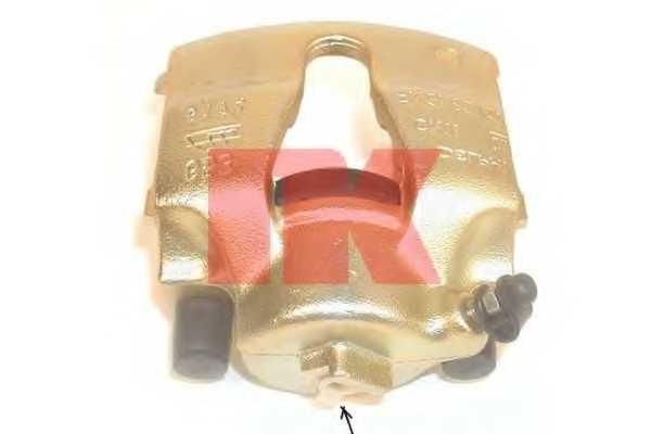 Тормозной суппорт NK 2136126 - изображение