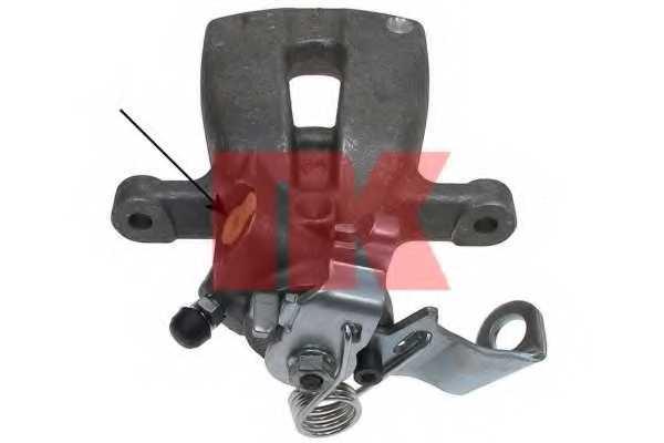 Тормозной суппорт NK 2136138 - изображение