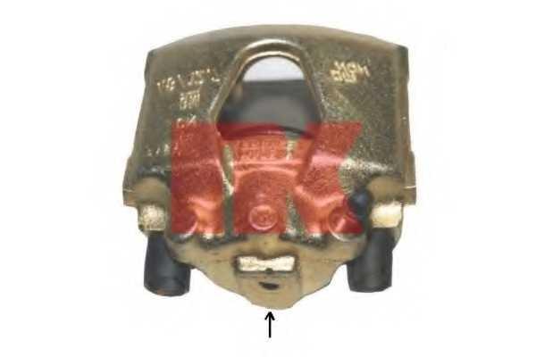 Тормозной суппорт NK 2136198 - изображение