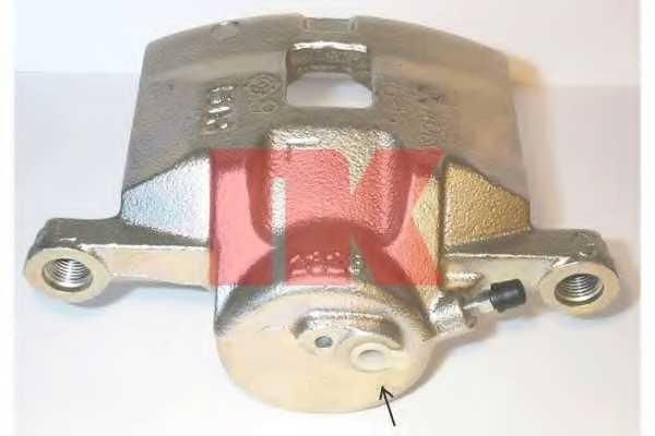 Тормозной суппорт NK 2136205 - изображение