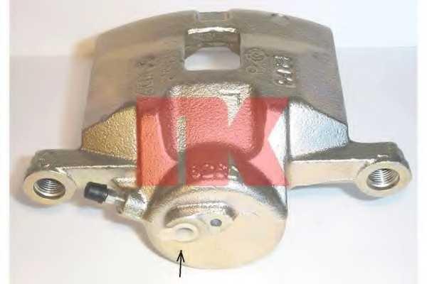 Тормозной суппорт NK 2136206 - изображение