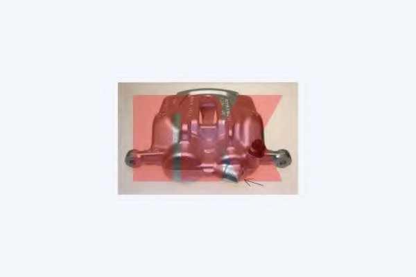 Тормозной суппорт NK 2136220 - изображение
