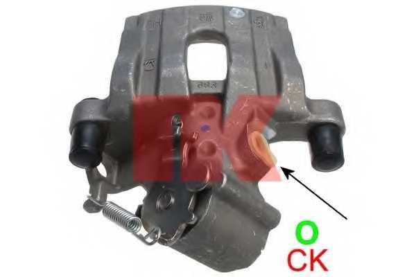 Тормозной суппорт NK 2136246 - изображение