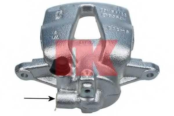 Тормозной суппорт NK 2136249 - изображение
