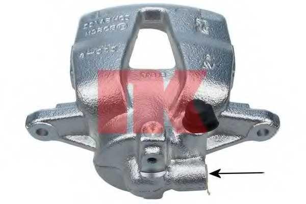 Тормозной суппорт NK 2136250 - изображение