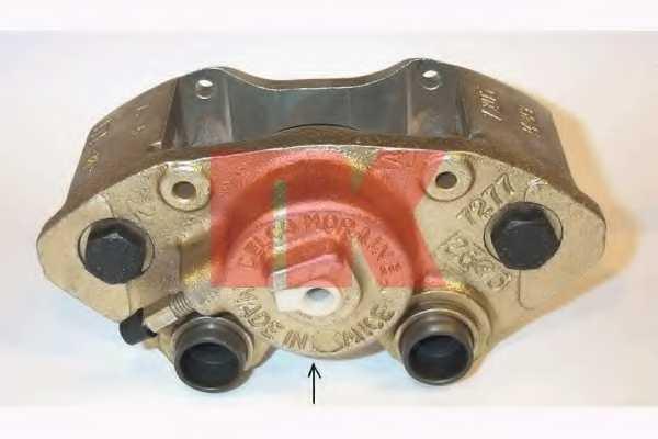 Тормозной суппорт NK 213643 - изображение