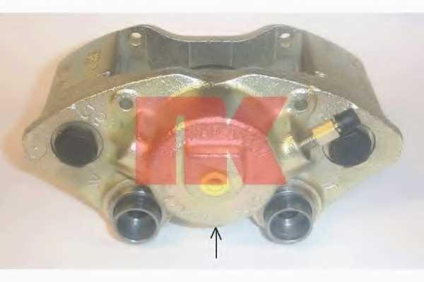 Тормозной суппорт NK 213644 - изображение