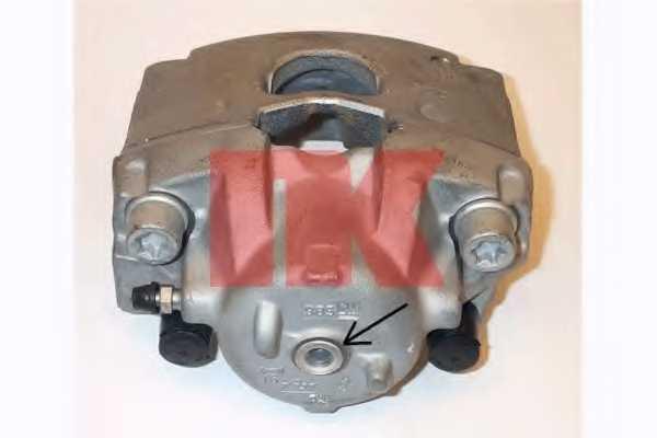 Тормозной суппорт NK 213679 - изображение