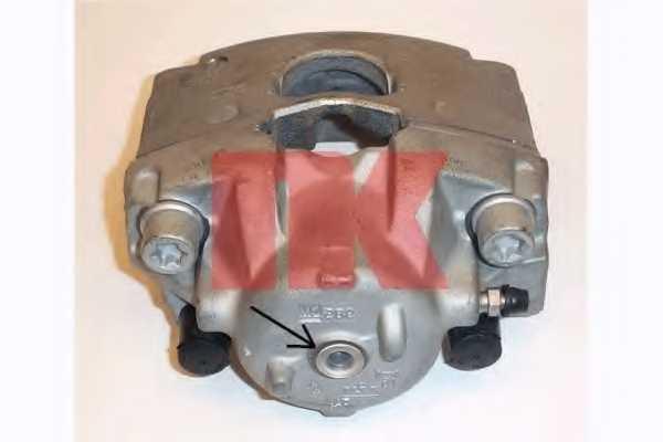 Тормозной суппорт NK 213680 - изображение