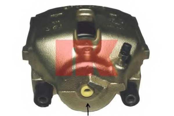 Тормозной суппорт NK 213696 - изображение