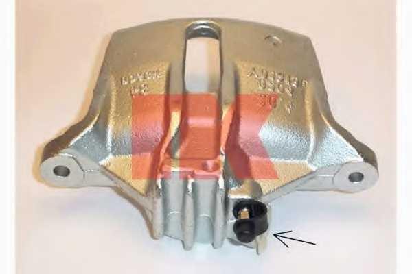 Тормозной суппорт NK 2137102 - изображение